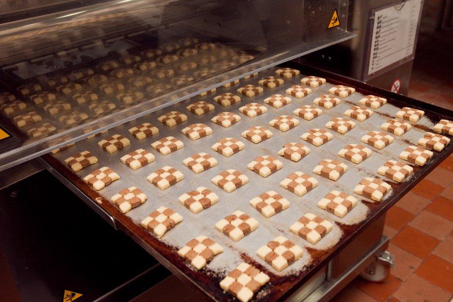 Bakery Biscuit Conveyor System