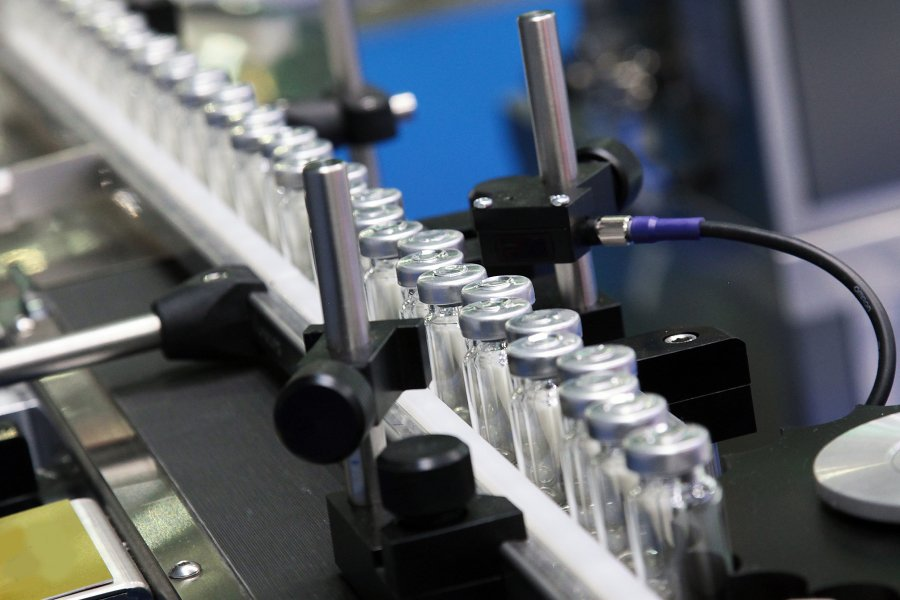 Complex Conveyor Solutions
