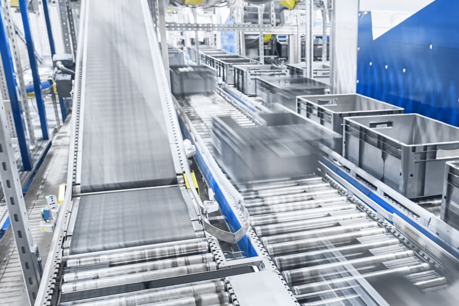 Conveyor Systems & Solutions Manufacturer