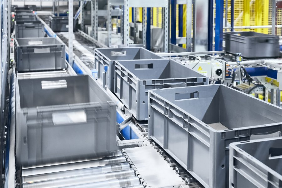 Logistics & Supply Chain Conveyor Solutions
