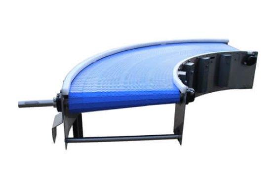 Modular Belt Bend Conveyor