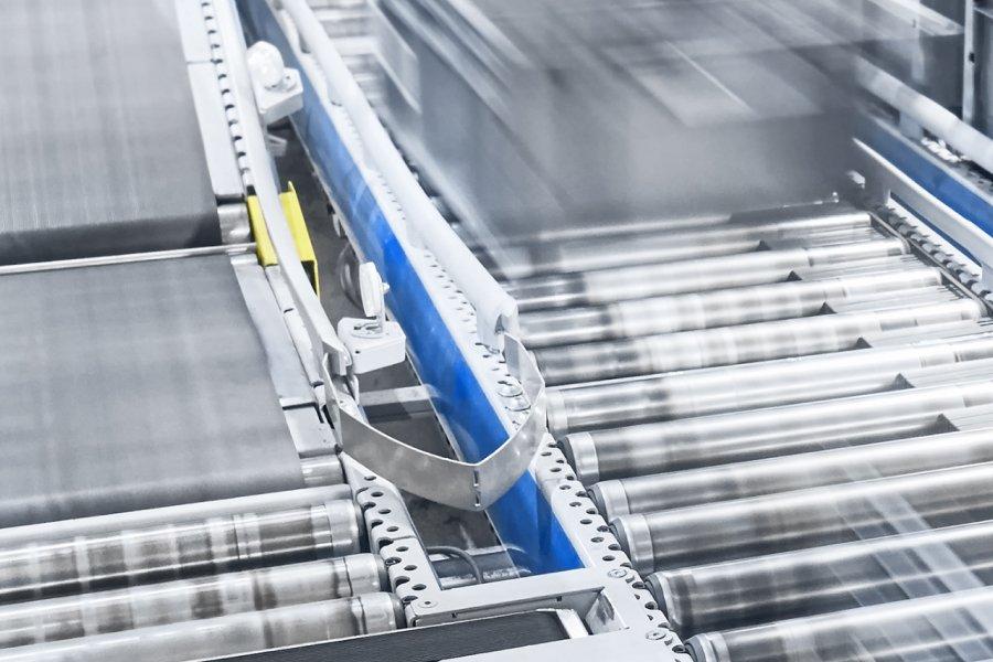 Powered Roller Conveyor Systems